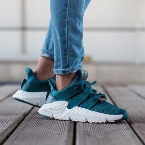 Adidas Teal Prophere Sneakers